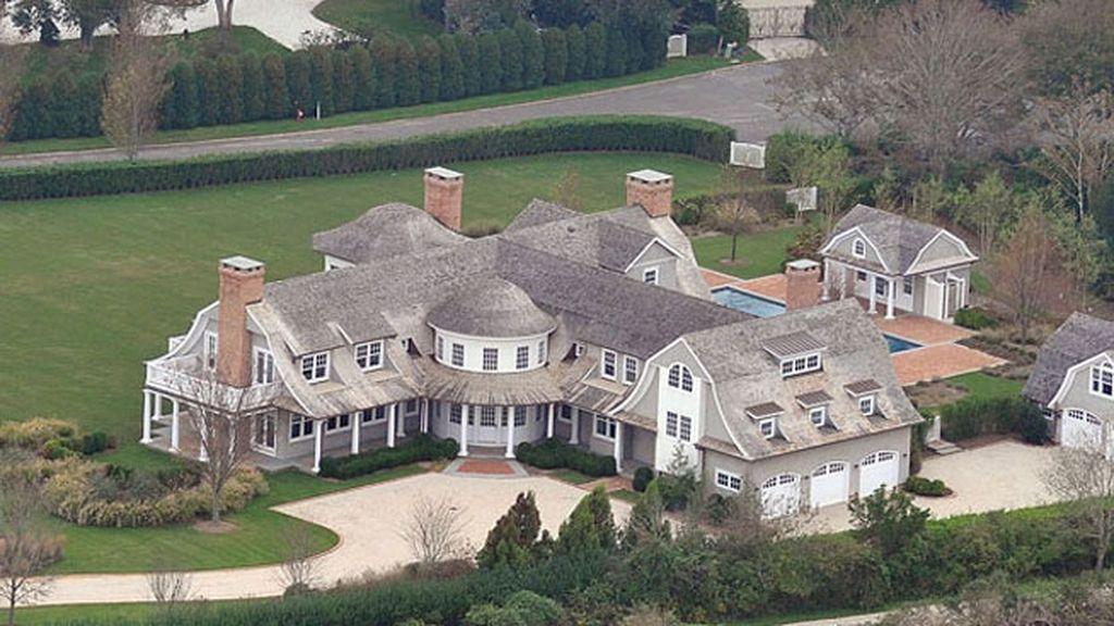 La casa de Jennifer López, en Water Mill South, tiene más de 4.000 metros cuadrados