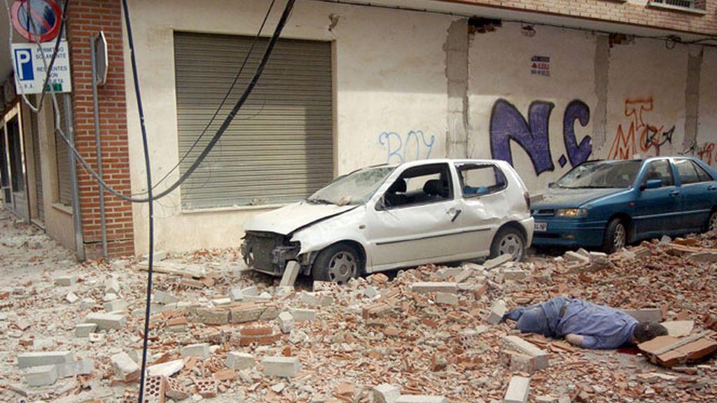 Ocho muertos y 167 heridos en Lorca
