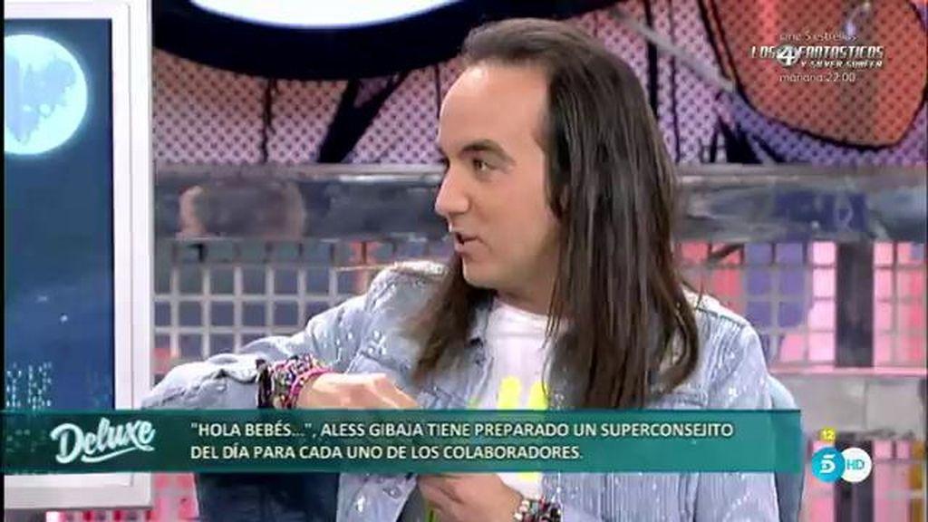 """Aless Gibaja: """"Lo que más admiro de una persona es que sea ella misma"""""""