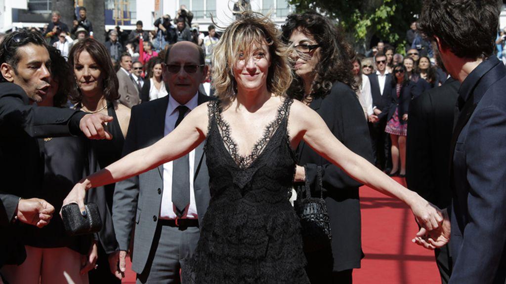 Estreno de 'Un castillo en Italia' en el Festival de Cine de Cannes