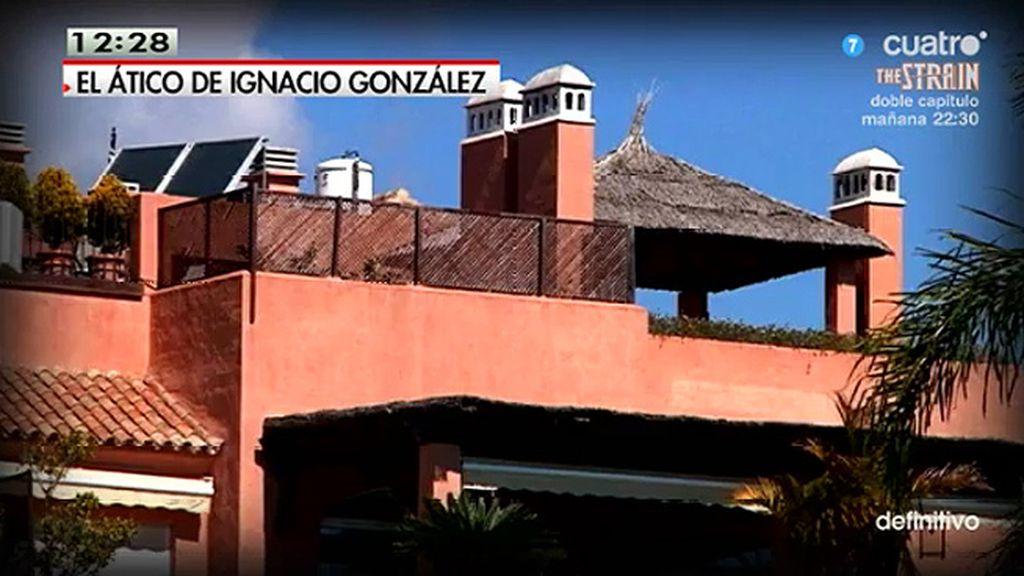 I. González pidió ayuda a  la policía para ocultar el caso de su ático, según 'El Mundo'