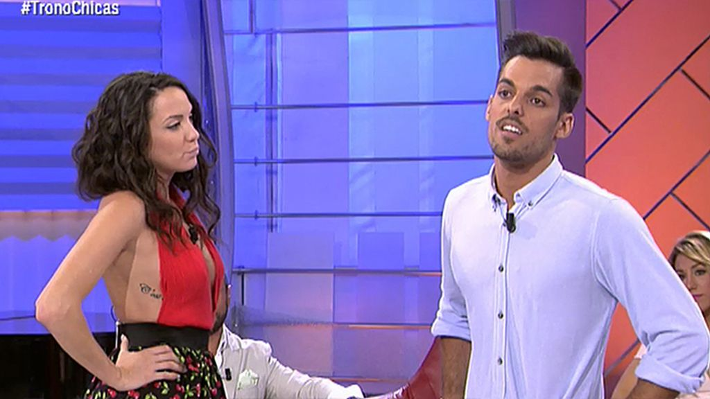 "Jorge, sobre Samira: ""No me veo fuera del programa con Samira"""