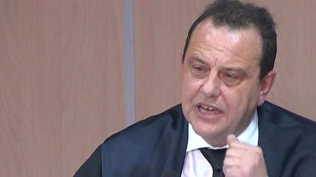 """Pedro Horrach:  """" Espero que devuelvan la justicia al lugar que le corresponde"""""""