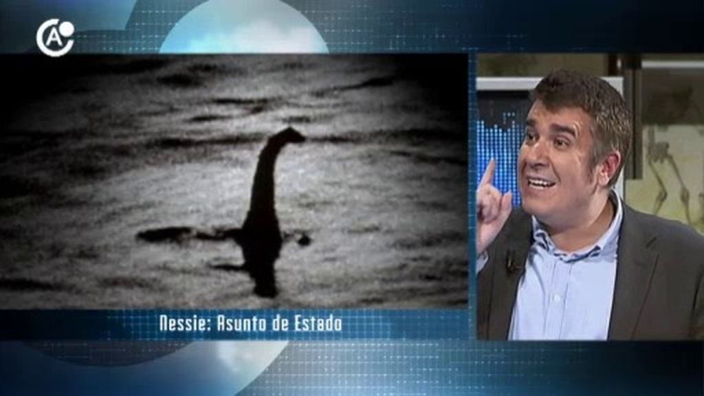 Nessie: Asunto de estado