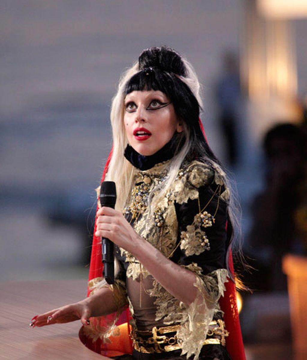 Lady Gaga, estrella en Cannes