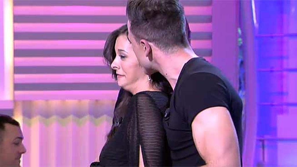 Sergio se marca un Dirty Dancing con Ruth