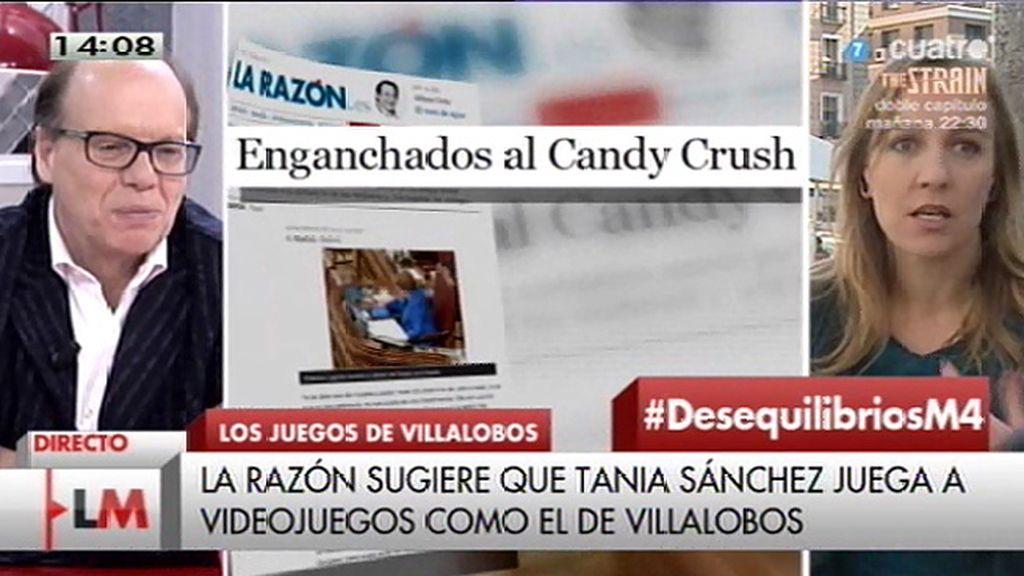 """T. Sánchez: """"No sé jugar al Candy Crush, el último juego de ese perfil del que participé es la granja de Facebook"""""""