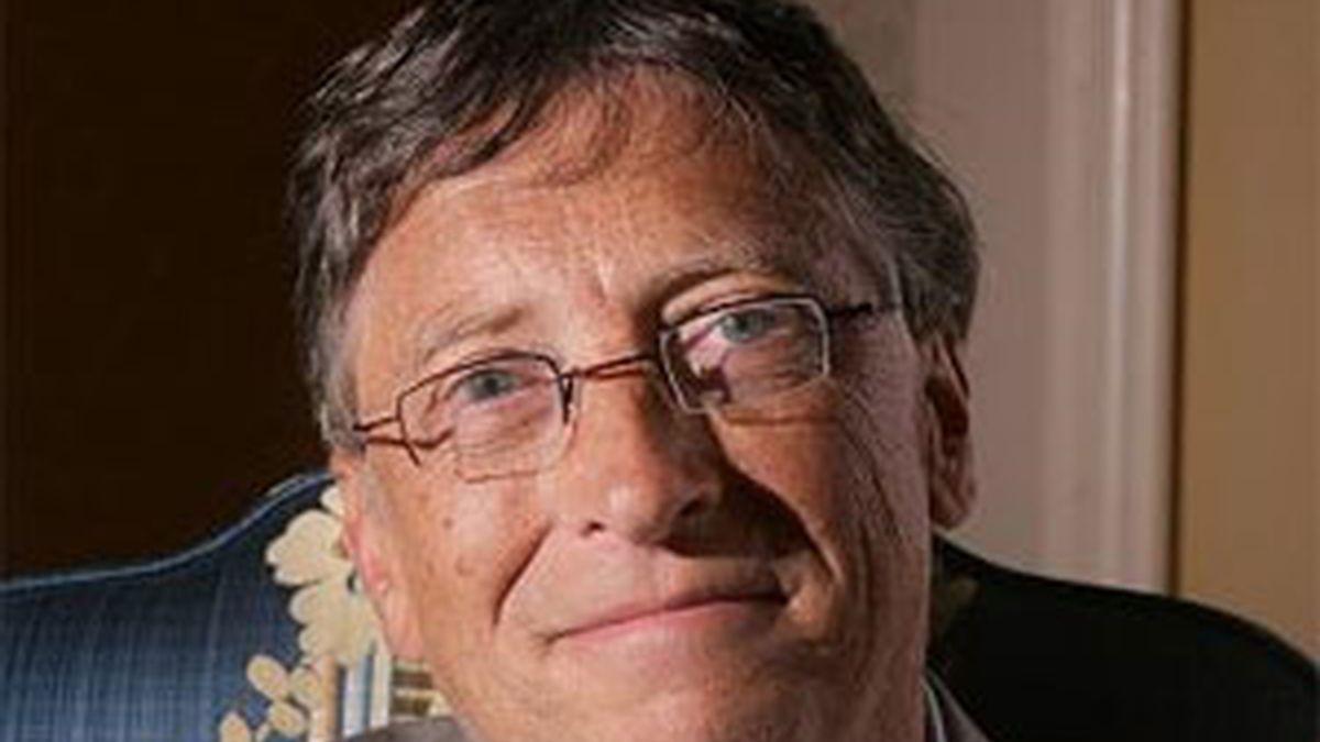 Bill Gates en una imagen de archivo. Foto: AP