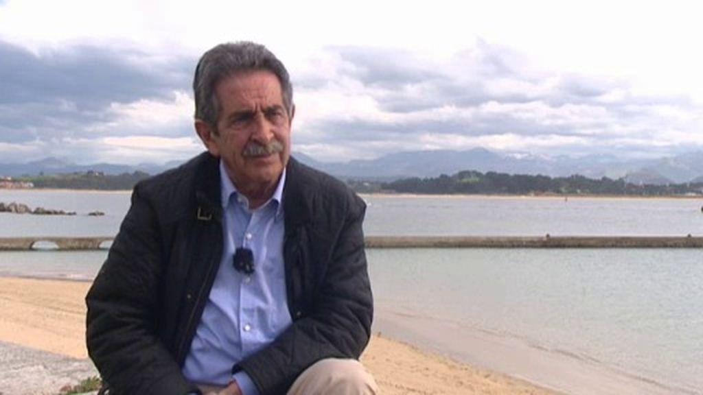 """Miguel Ángel Revilla: """"Aquí por desgracia no se votan personas, se votan siglas"""""""