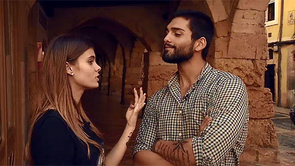 Isaac y Triana protagonizan su propia película, 'Ocho apellidos catalanes'