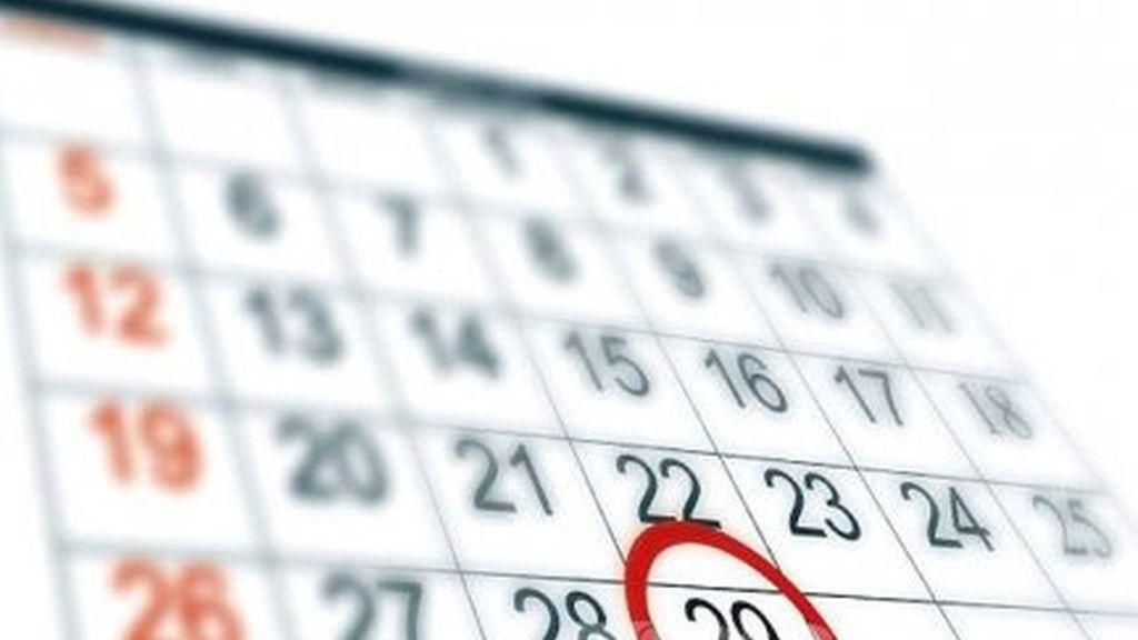 Por ser año bisiesto febrero tiene 29 días en el 2012