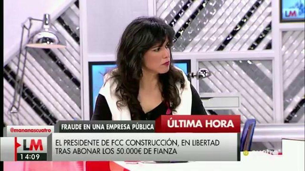La entrevista de Teresa Rodríguez en 'LMDC', a la carta