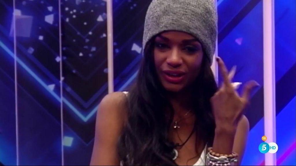 """Liz, derrumbada por el amor de Alejandro: """"Estoy quedando de arrastrada"""""""