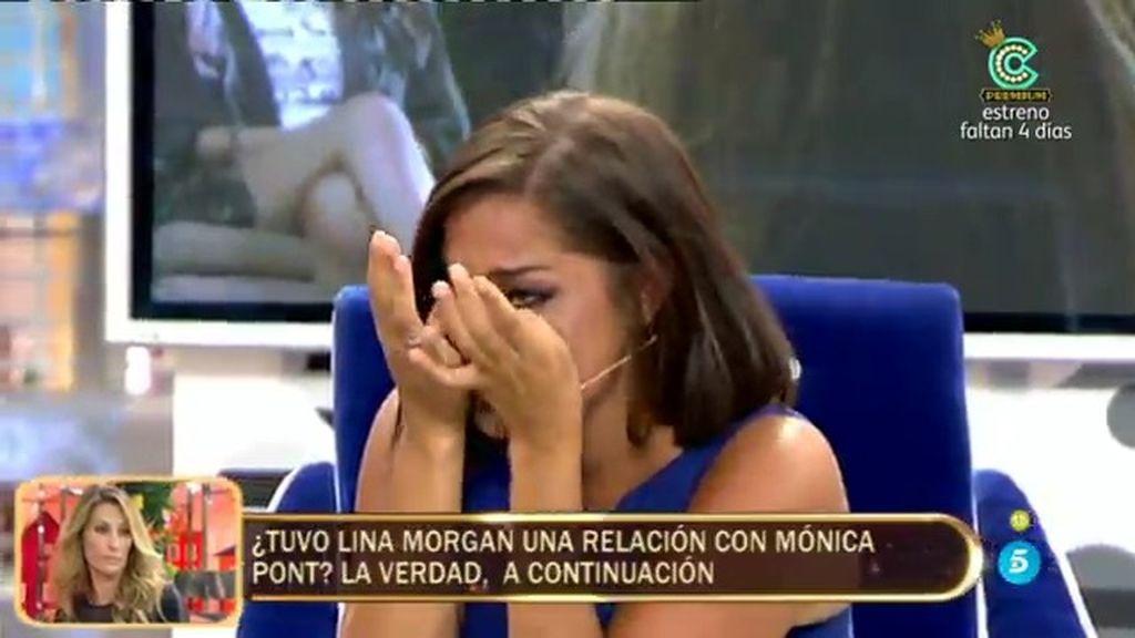 """Estefanía, se derrumba: """"Cuando Alberto Isla vio a nuestro hijo le ignoró"""""""