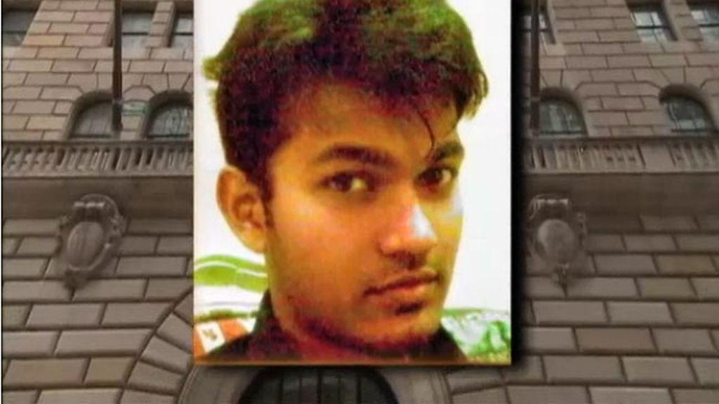 Quazi Mohammad Rezwanul Ahsan Nafis terrorista