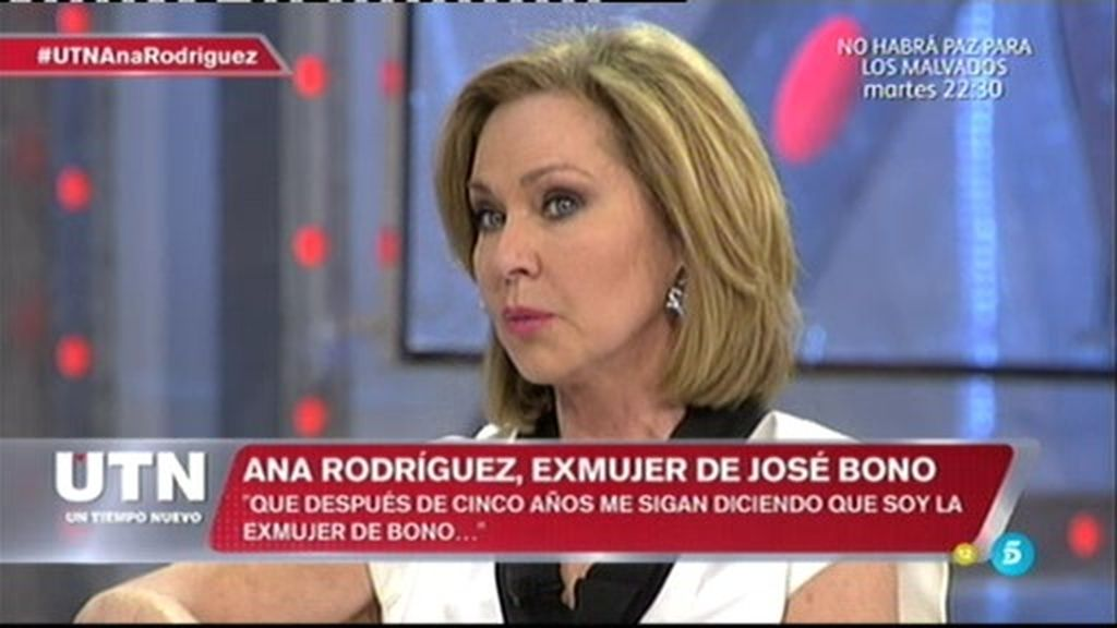 """A. Rodríguez: """"Si hay hijos se debe hacer un esfuerzo por tener una relación cordial"""""""
