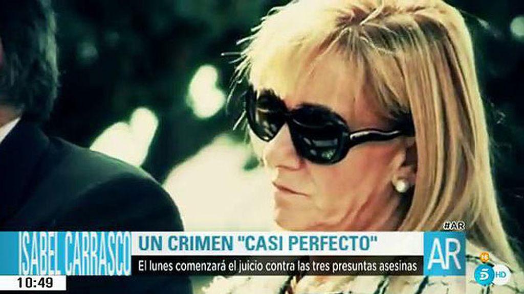 "Fiscal del caso de Isabel Carrasco: ""Este ha sido un crimen casi perfecto"""