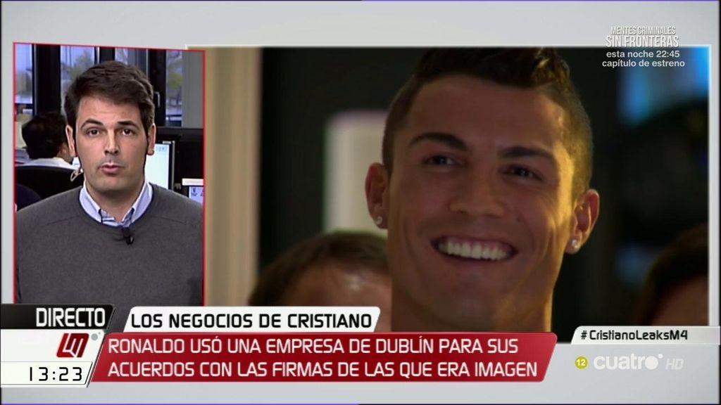 Fútbol Leaks: ¿Está evadiendo impuestos Cristiano Ronaldo en Irlanda?