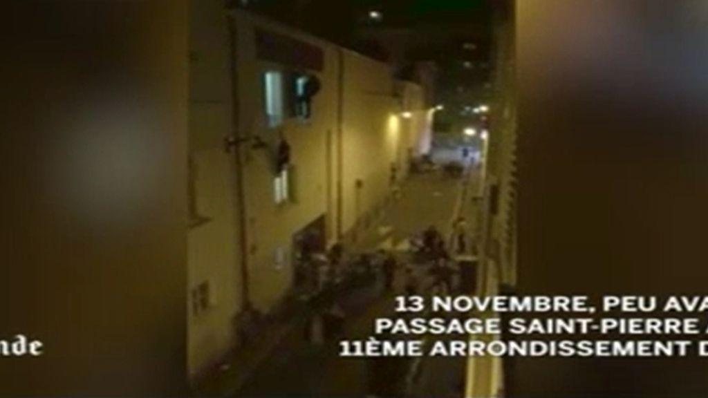 Un periodista de Le Monde grabó lo sucedido en Bataclan