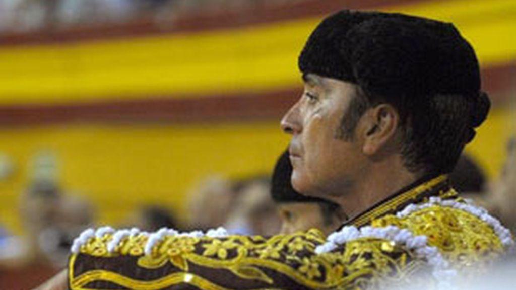 El torero Ortega Cano en una imagen de archivo.