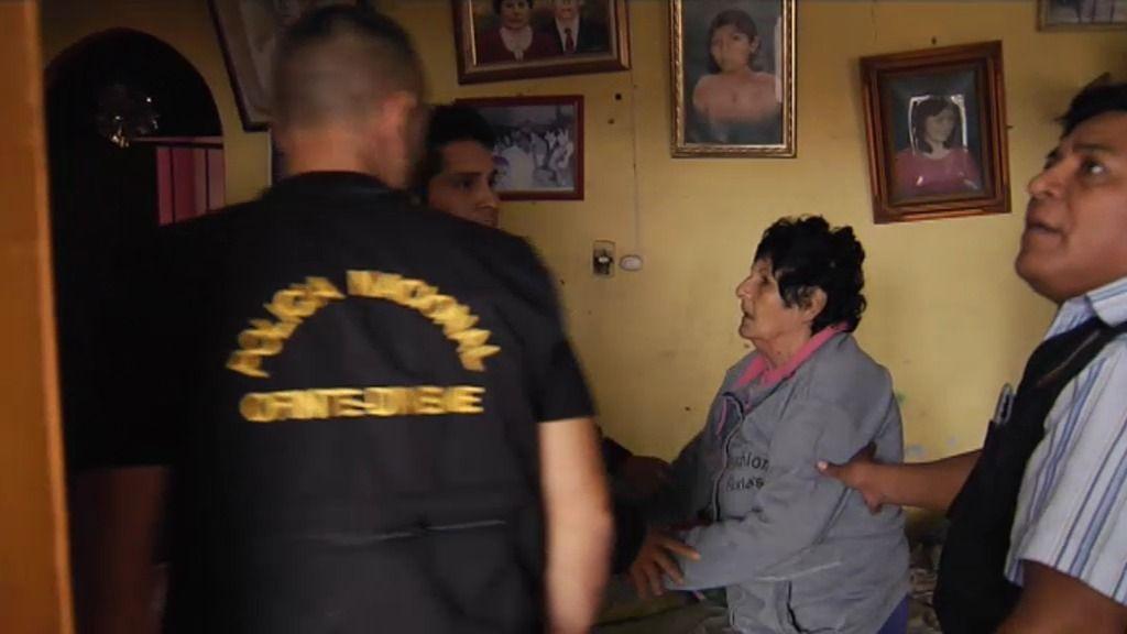 Vadillo y la policía detienen a un clan familiar que se dedicaba a robar