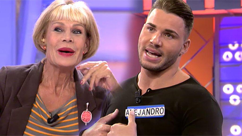 "Alejandro, responde a Rosa Valenty: ""A mí no me falla nada de nada"""
