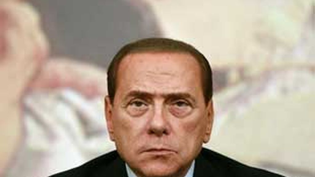 "Berlusconi aseguró este miércoles que ""Italia es un país sólido"". FOTO: Reuters"