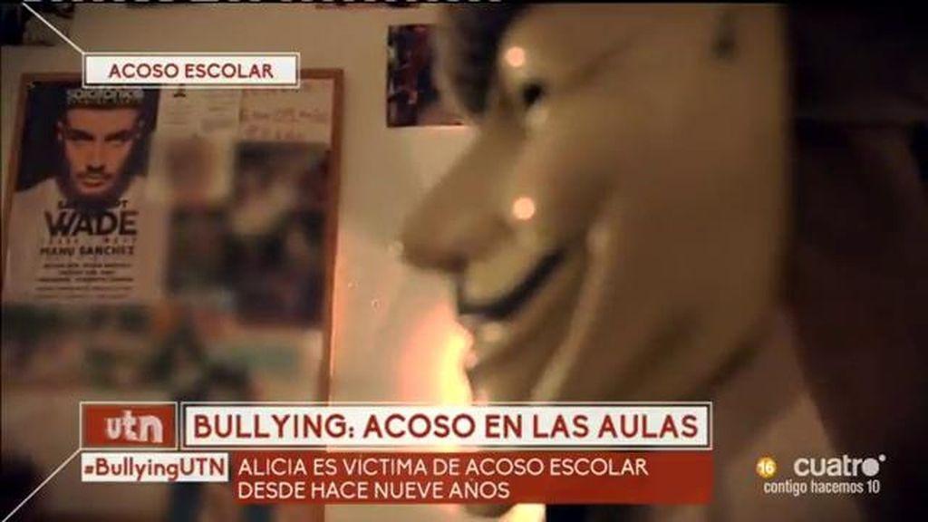 """Alicia, víctima de Bullying: """"Me han hecho creer que no valgo para nada"""""""