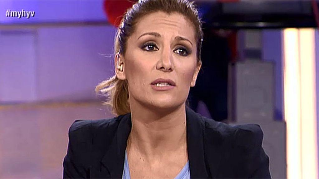 """Nagore: """"Lili no ha venido porque no puede compaginar el programa y la universidad"""""""
