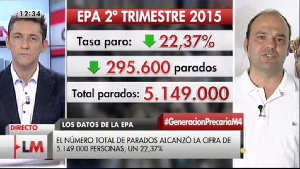 """José Carlos Díez: """"La de Mariano Rajoy ha sido una legislatura perdida"""""""