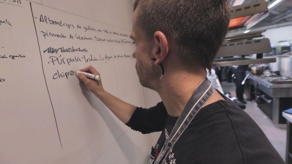 """Dabiz Muñoz explica las claves de su éxito: """"Pasión, exigencia y ambición bien entendida"""""""