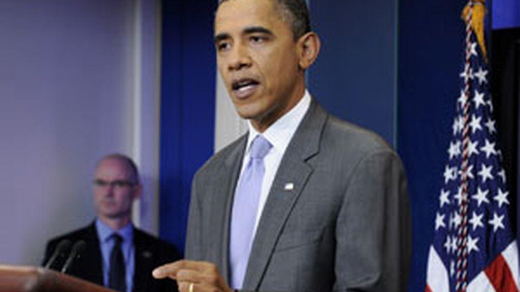Obama ha anunciado el acuerdo. Vídeo: Atlas