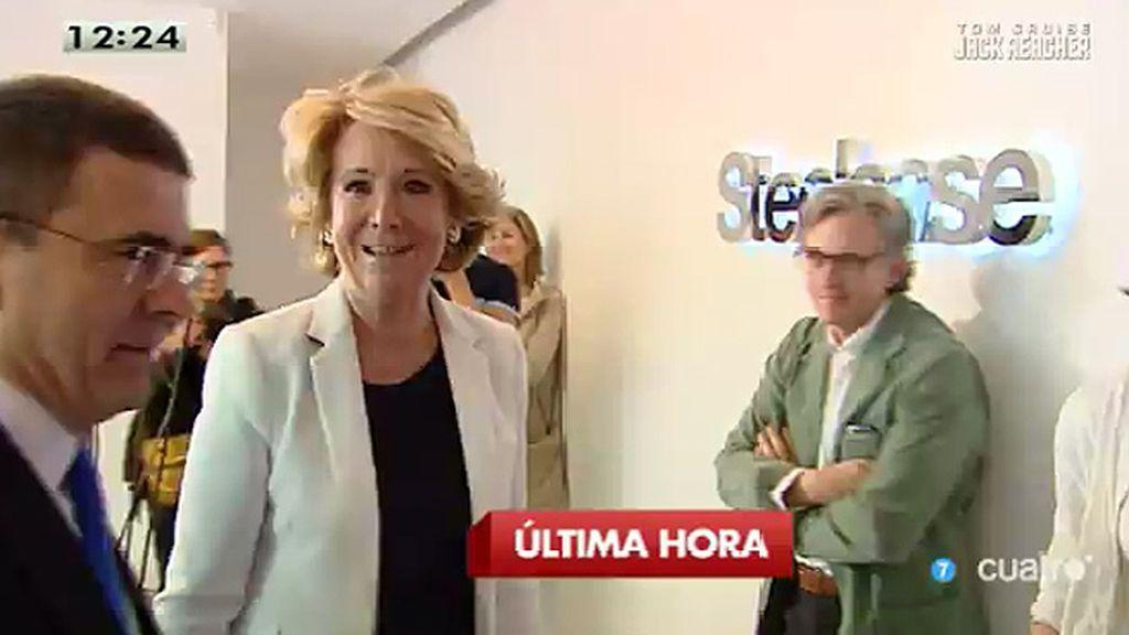A la Agencia Tributaria no le consta que la filtración de la declaración de Esperanza Aguirre haya salido desde Hacienda
