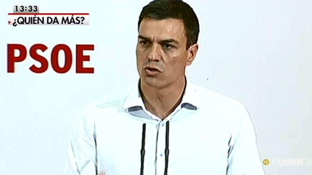 ¿Quién da más: PP o PSOE?
