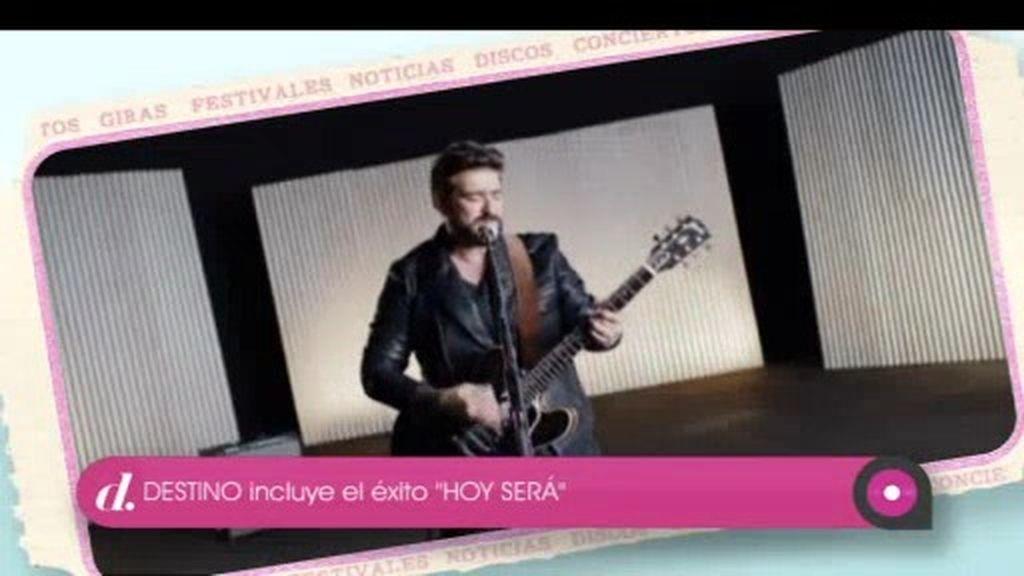 Divinity Jukebox 200: Antonio Orózco vuelve con 'Destino'