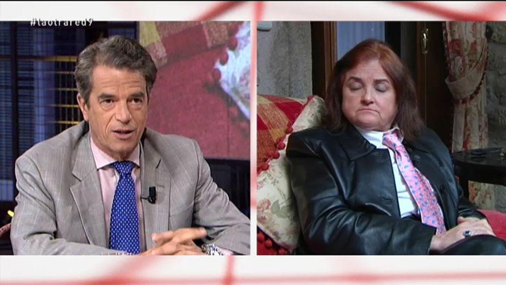 Igancio Rodrigo, abogado de María Castaño, defiende la inocencia de su clienta