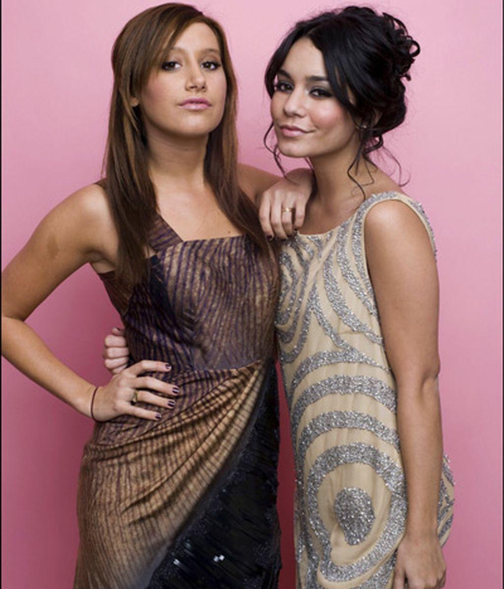 Vanessa Hudgens y Ashley