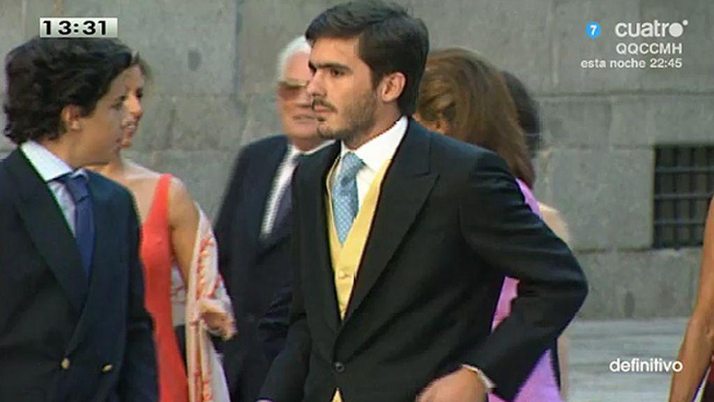 Los negocios del hijo de Aznar