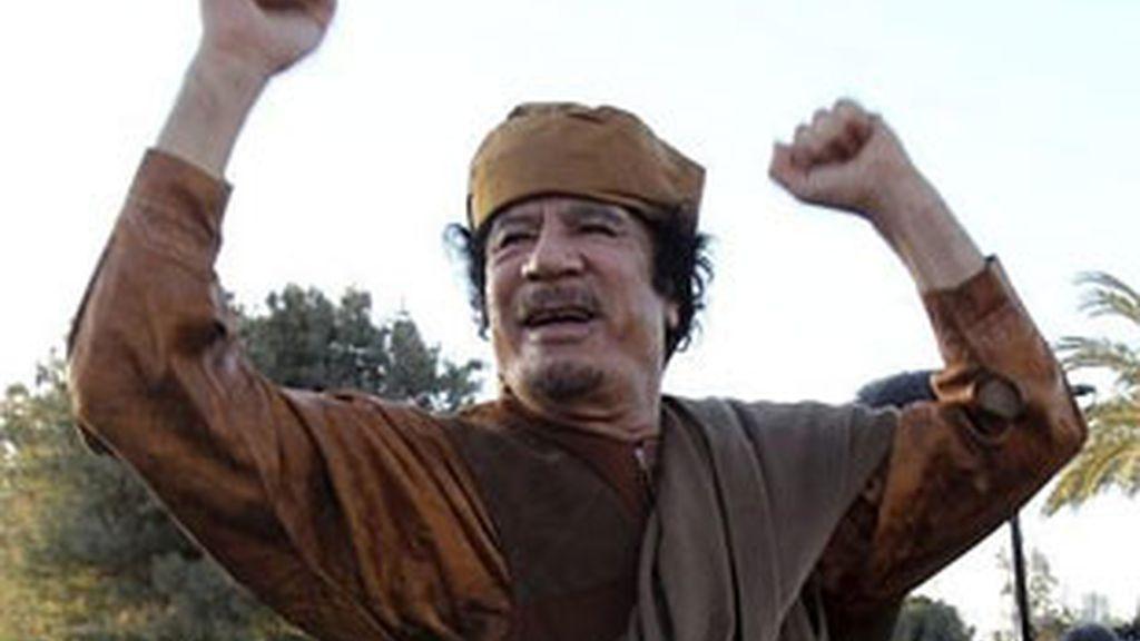 ¿El fin de la pesadilla en Libia?. Vídeo: Informativos Telecinco.