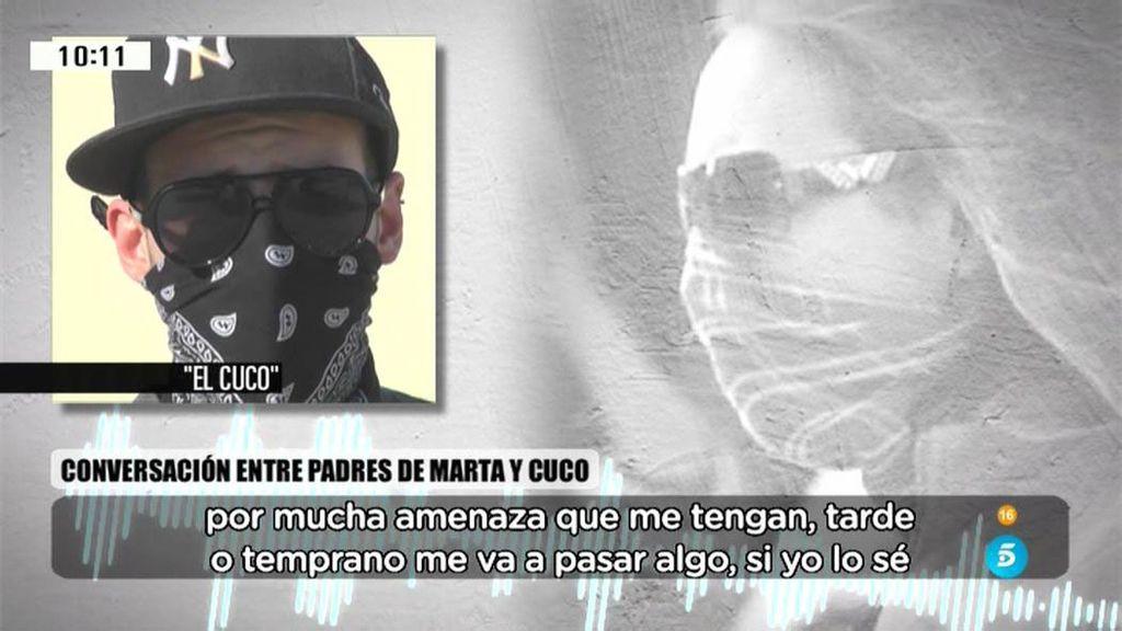 """'El Cuco', a los padres de Marta del Castillo: """"Tarde o temprano me va a pasar algo"""""""