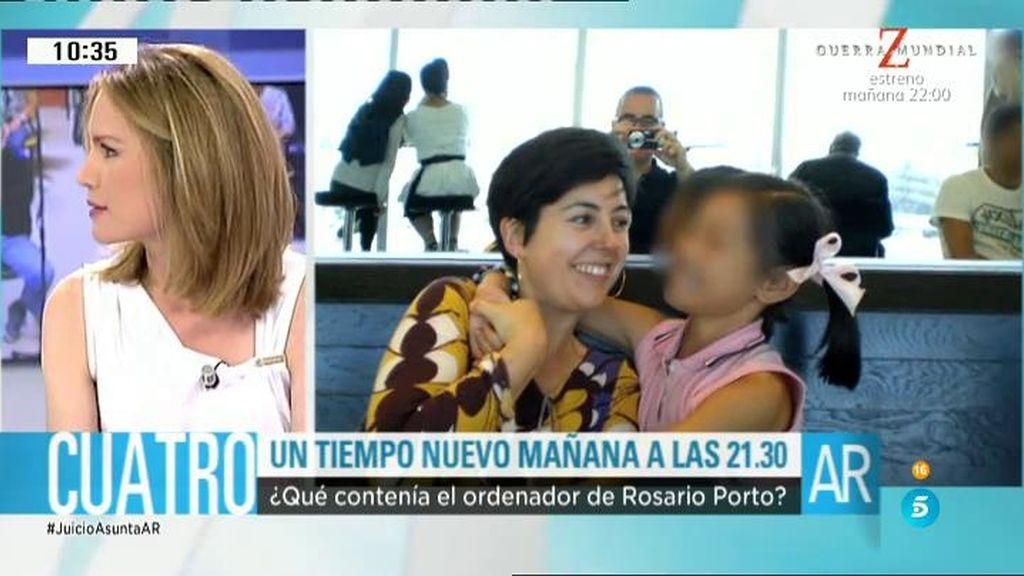 'UTN' mostrará las fotos inéditas del ordenador de Rosario Porto