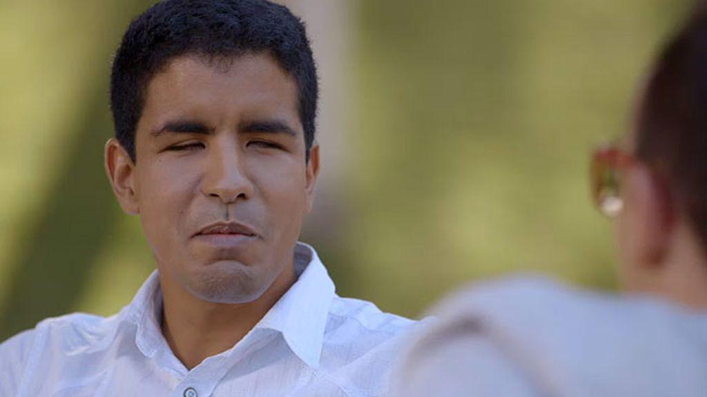 """Enhamed: """"Dejé de buscar en los demás su reconocimiento y que viniesen a salvarme"""""""