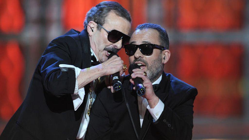 Juan Diego y Javier Gutiérrez
