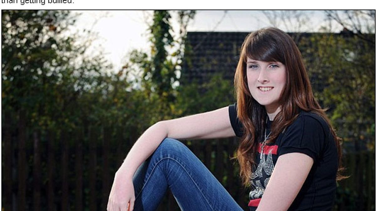 Una transexual, más cerca de ser Miss Inglaterra