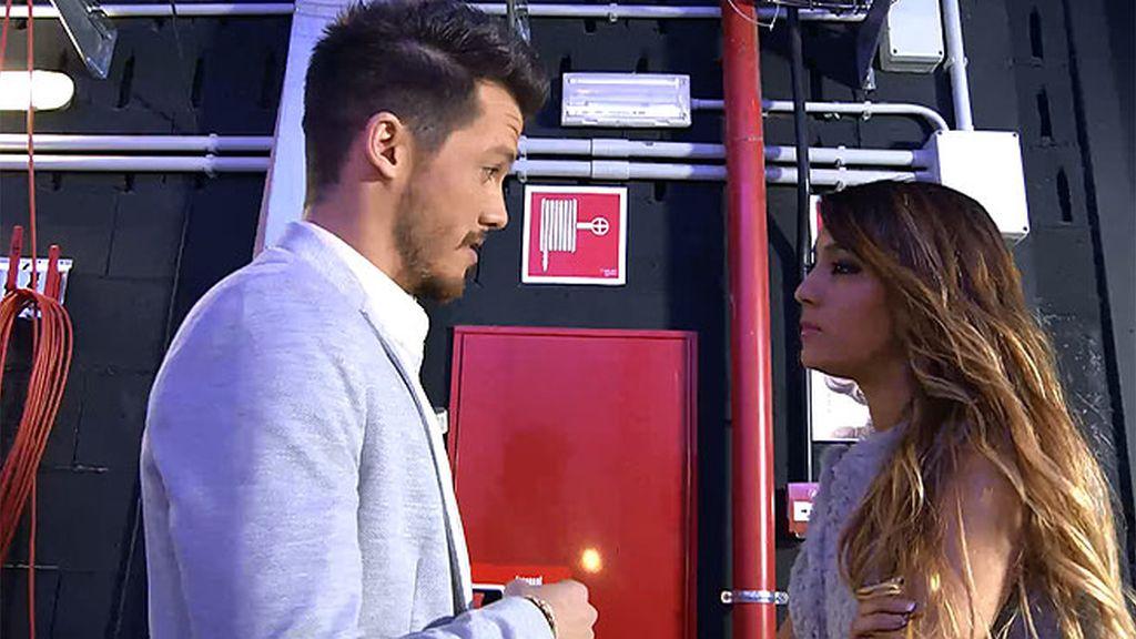 """Marina, a Xavi: """"No siento que tengas ningún tipo de afecto hacia mí"""""""