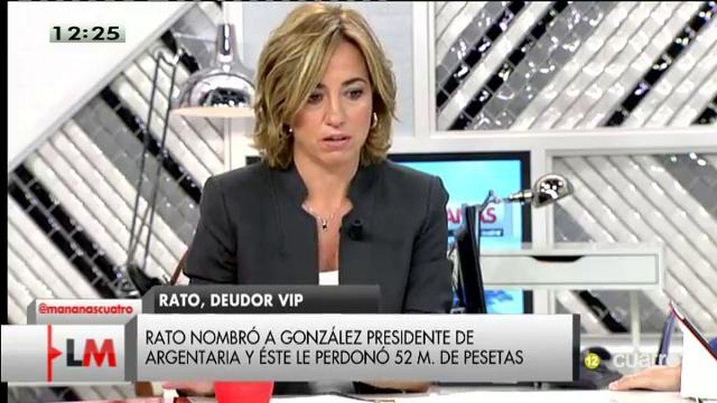 """Carme Chacón: """"O la democracia acaba con la corrupción o la corrupción acabará con la democracia"""""""