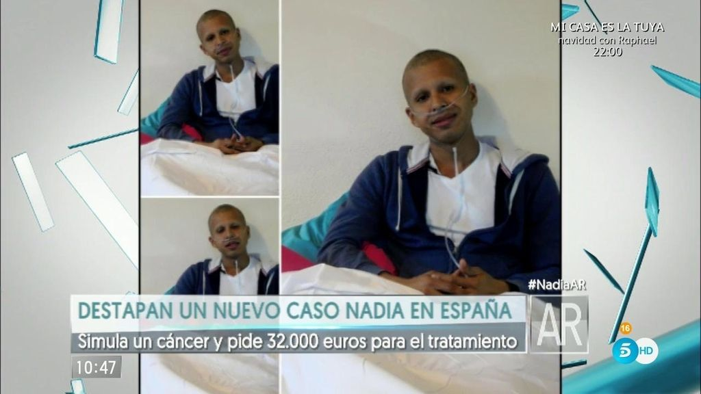 Un hombre finge tener cáncer para recaudar dinero gracias a la beneficiencia