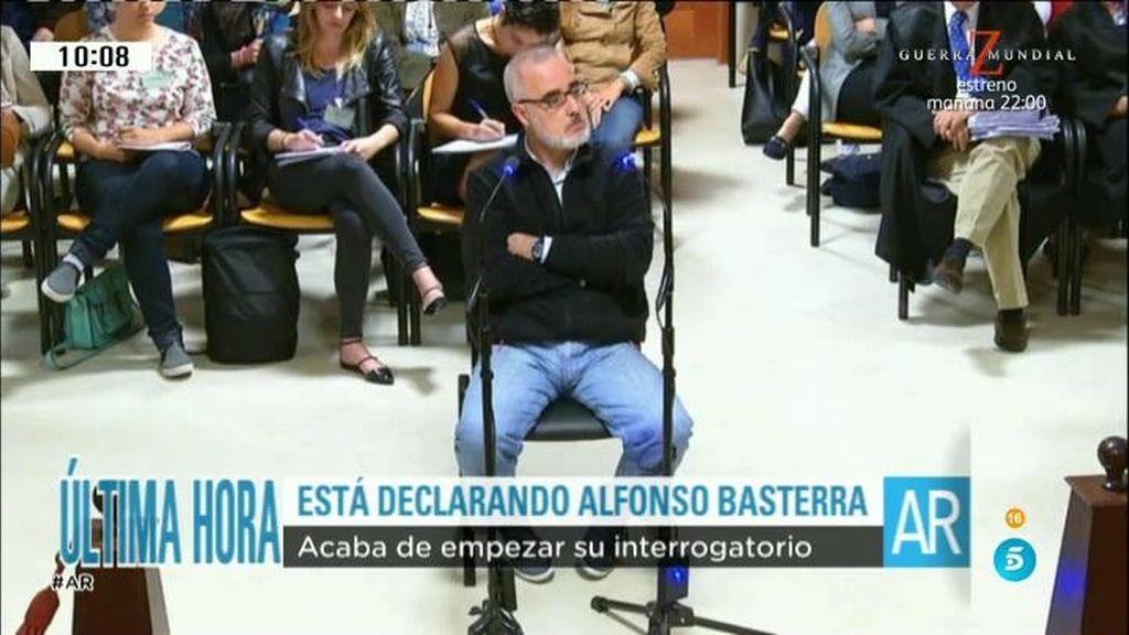 "Alfonso Basterra: ""No di Orfidal a mi hija"""