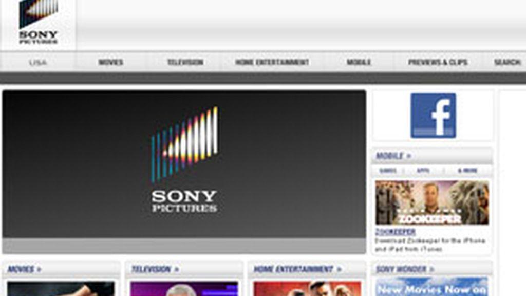 Los piratas han robado datos de la web de Sony Pintures