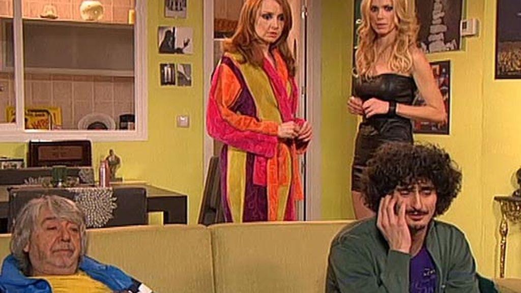 ¡Raquel y Judith se enamoran de Javi!